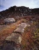 Summit Crags, Simon's Seat