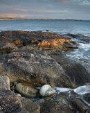 Sunset, Culla Bay, Benbecula