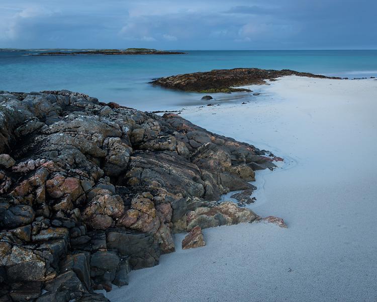 Twilight, Gunna Sound, Coalas, Isle of Tiree