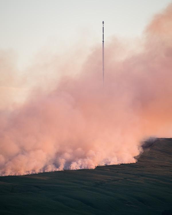 Winter Hill Fire 02