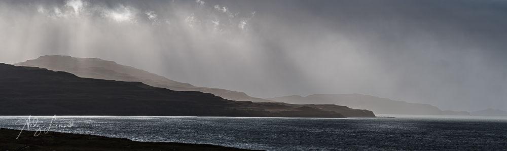 Isle of Ulva from Mull