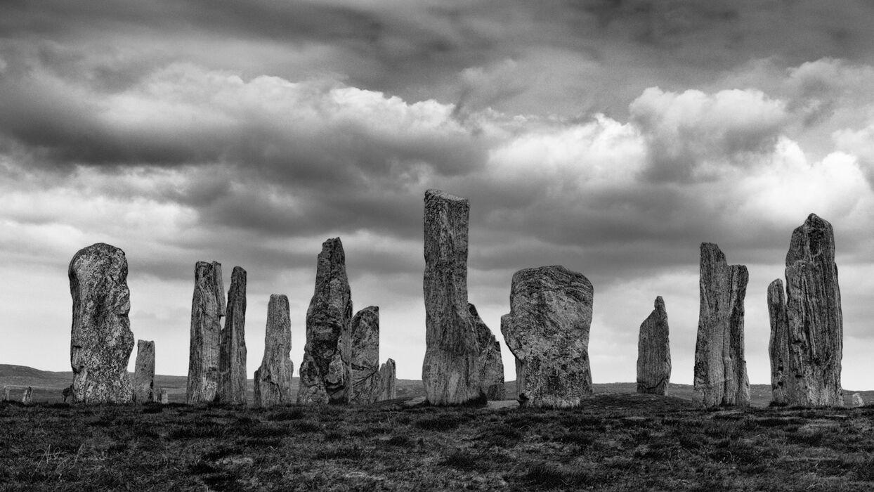 Calanais Standing Stones, Lewis