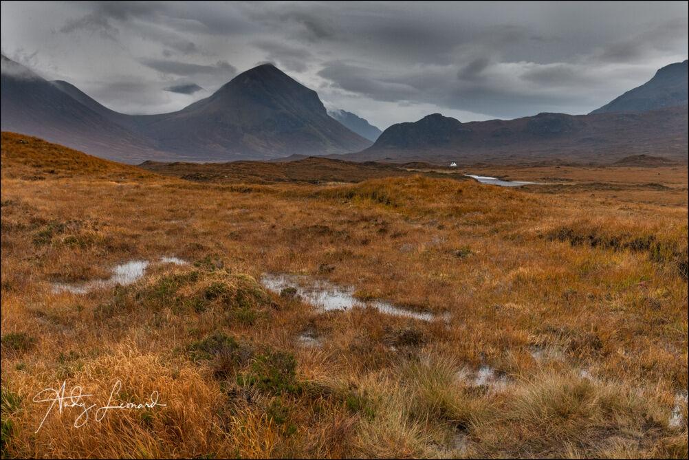 Marsco, Red Cuillin, Isle of Skye