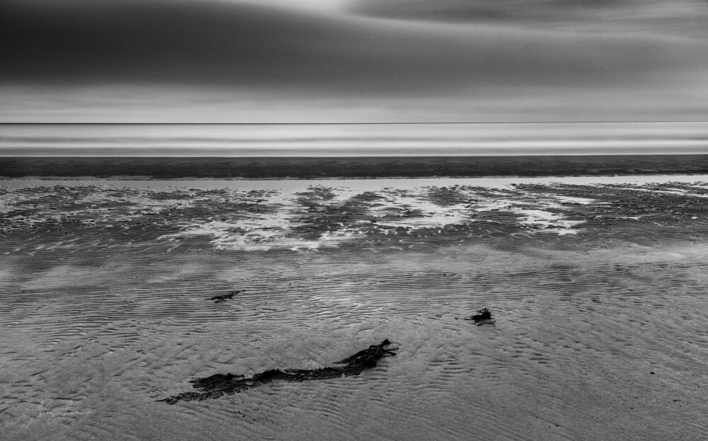 Grey day at Cruden Bay