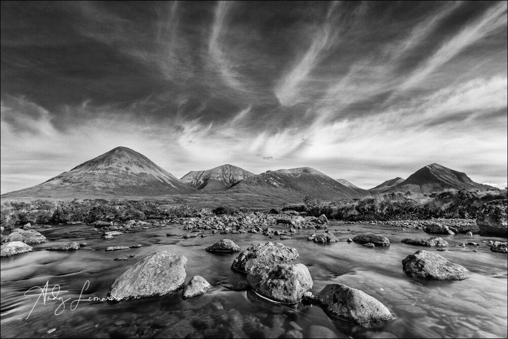 Red Cuillin, Skye