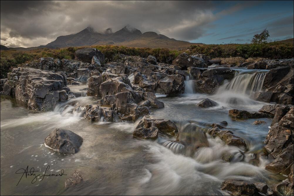 Black Cuillin, near Sligachan, Isle of Skye