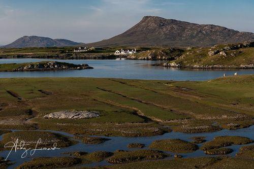 Grimsay Outer Hebrides