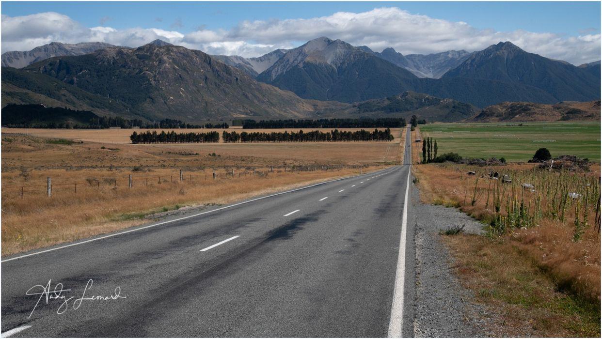 Highway 73, towards Arthur's Pass