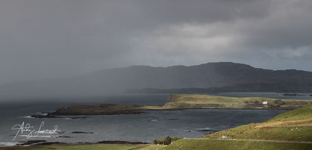 Inch Kenneth, Mull