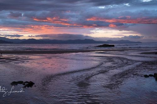 Kuaotunu sunset, Coromandel