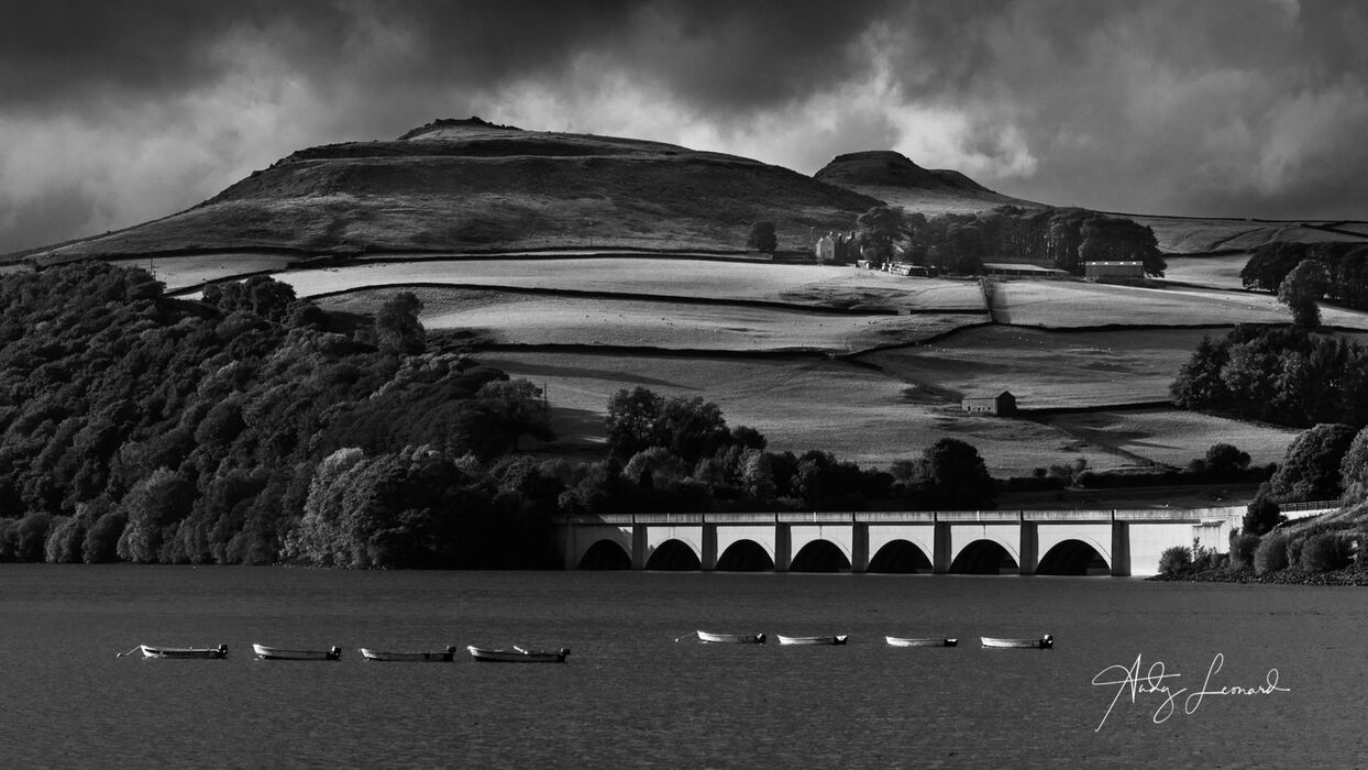 Ladybower Reservoir, Derbyshire