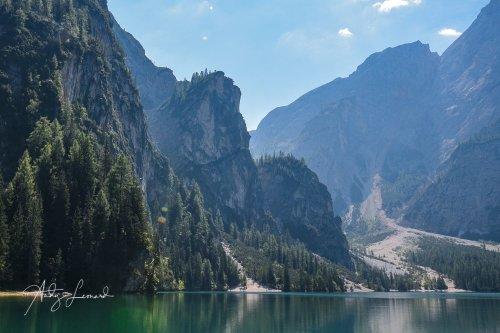 Lago di Braes, Italian Dolomites