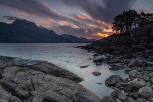 Loch Maree sunrise