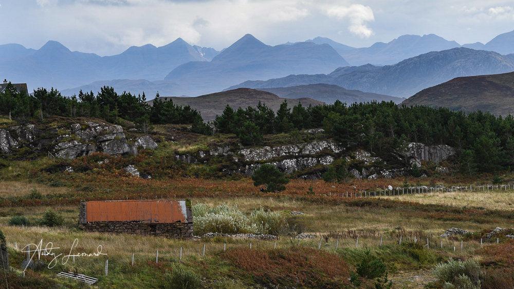 Mellon Charles, Ross-shire Scottish