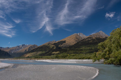 Rees River near Glenorchy