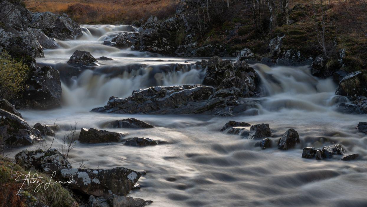 River Lyon Rapids