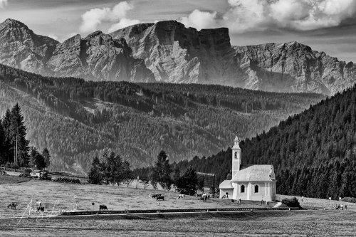 Sand Martino, Italian Dolomites