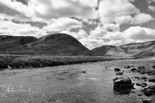 Strathdearn, River Findhorn
