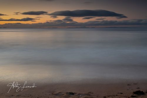 Sunset over Lewis and Harris, from Gairloch-2