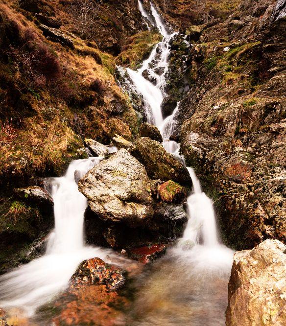 Waterfall Winlatter Pass