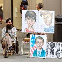 Florence Street painter