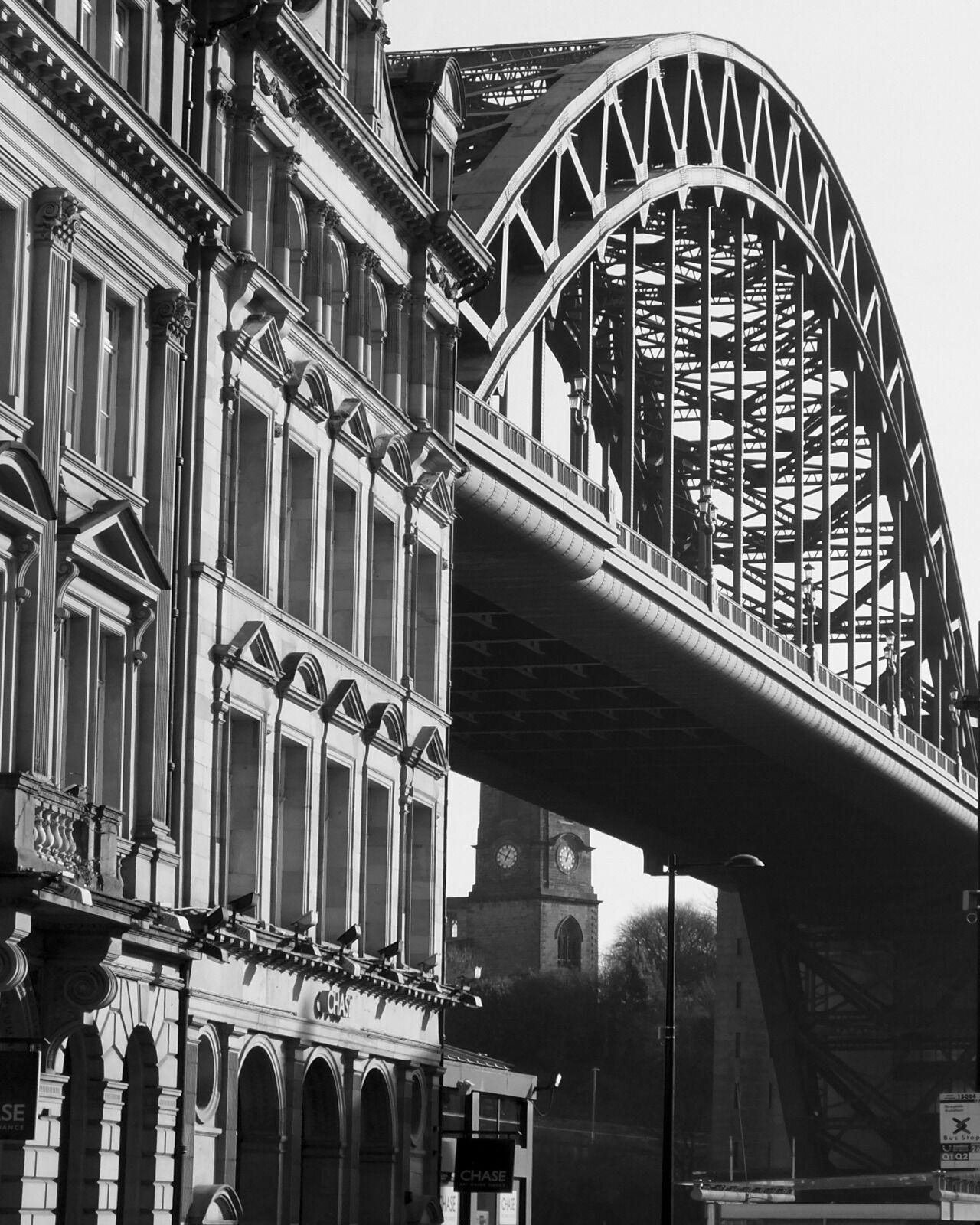 Newcastle Tyne Bridge  Chase Bar
