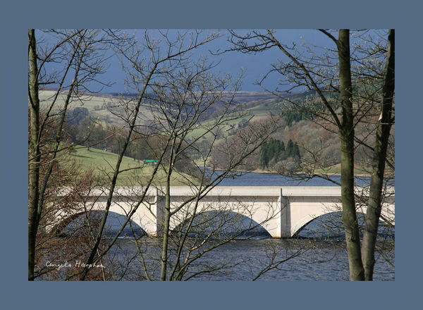 A57 at Ladybower