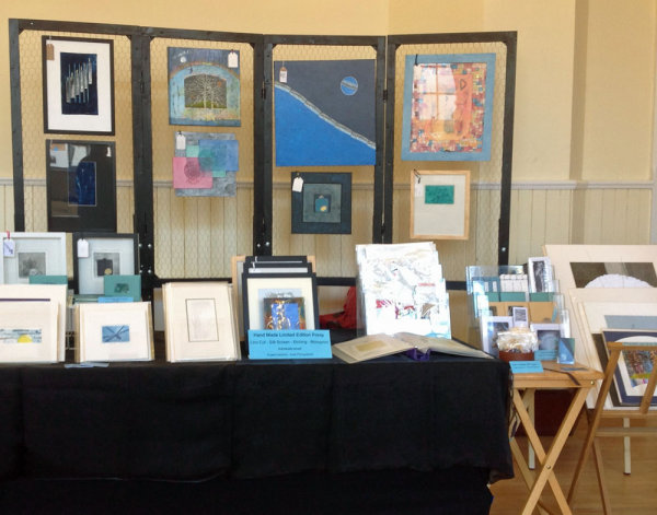 Bakewell Town Hall Derbyshire Craft Fair