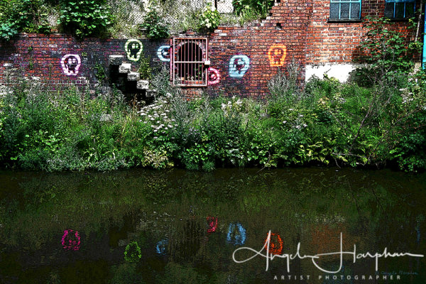 Graffiti River Don Sheffield