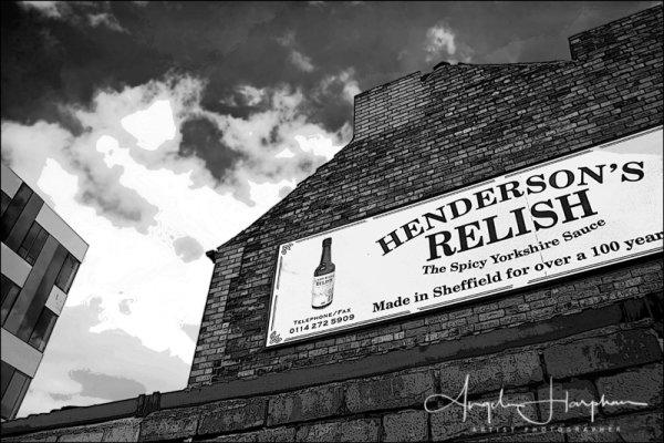 Henderson's Relish Building Mono