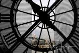 Paris Musee D Orsay Clock