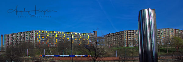 Parkhill Grade II Listed - Original and Redeveloped