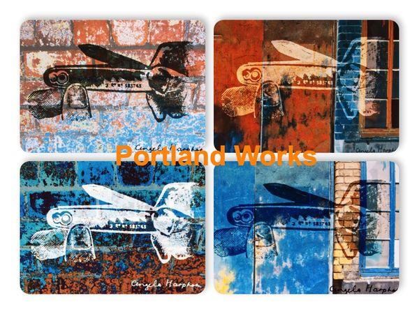 Portland Works Cards