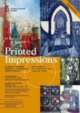 Printed Impressions St Marie's Cathedral Sheffield