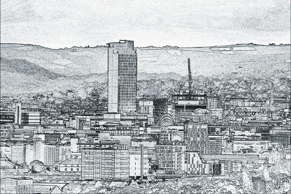 Sheffield Panorama