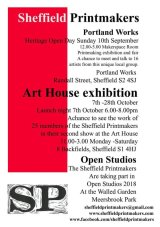 Sheffield Printmakers Events