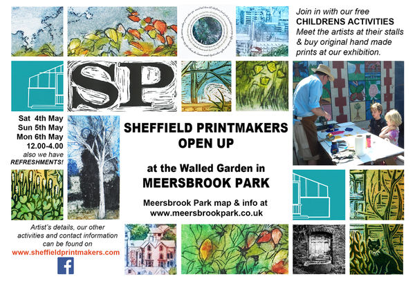 Open Up May 2019 Meersbrook Park Sheffield