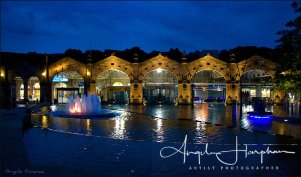 Station Blues Sheffield