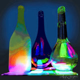 Magic Carpet Bottles Trio Photo