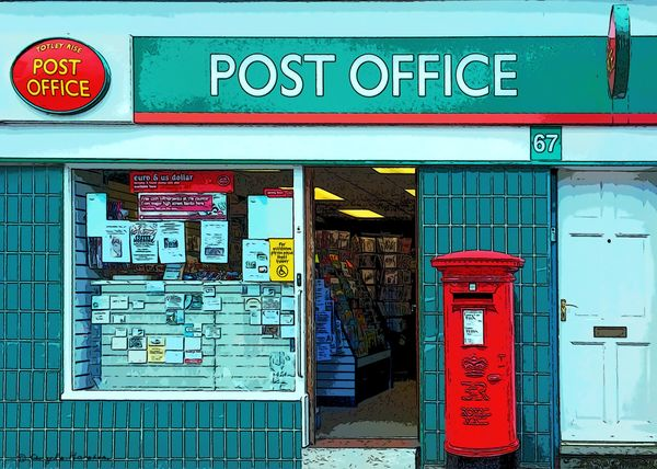 Old Totley Post Office