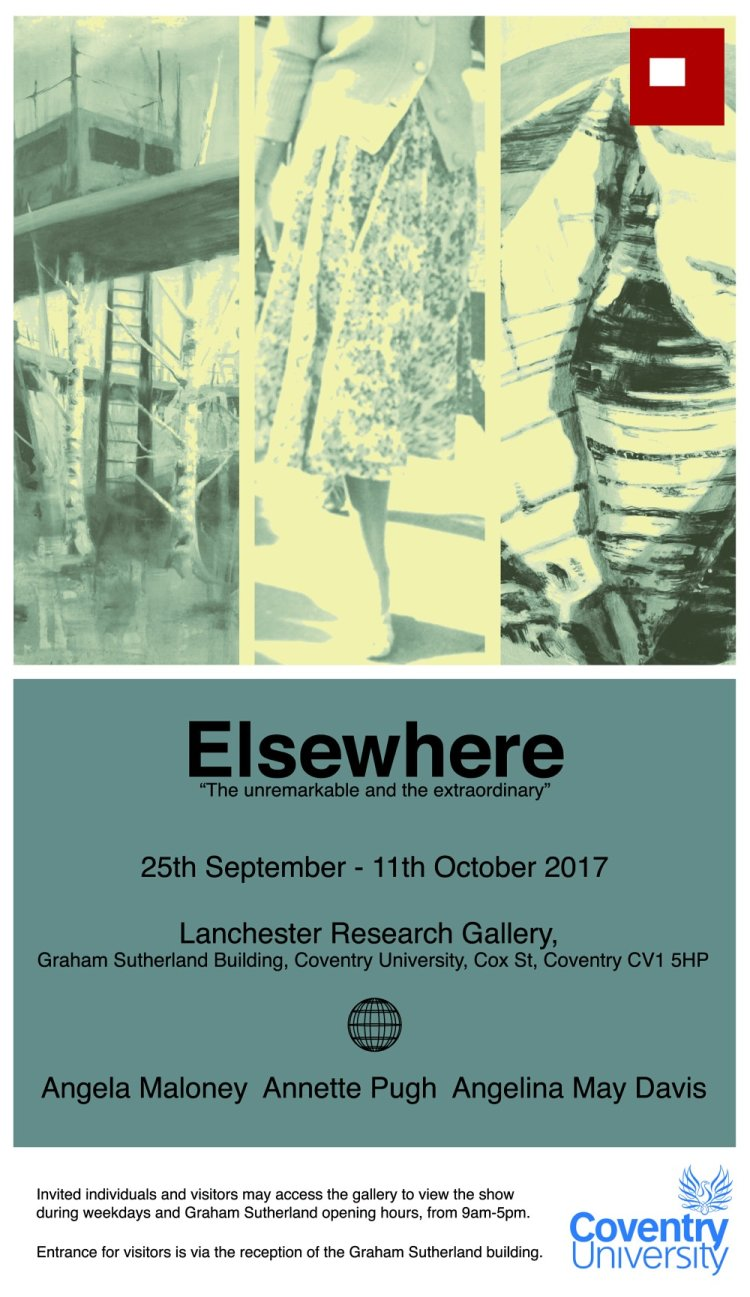 Lanchester Research Gallery 25th September- 11th October 2017