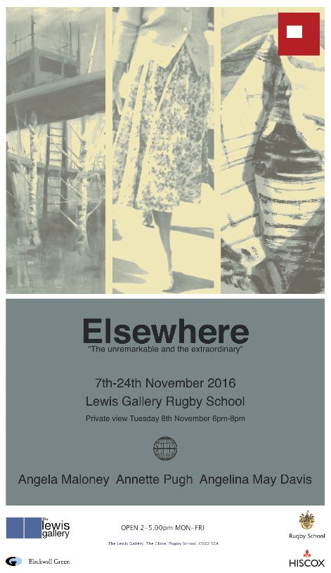 Lewis Gallery Rugby 7th- 24th November 2016