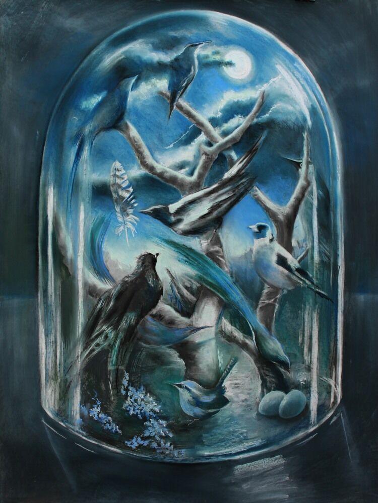Glass Dome 4 (Nocturn)