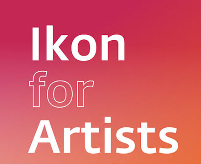 Ikon Gallery generously supporting Birmingham artists 17th - 31st May 2021