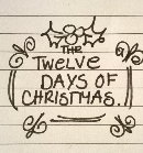 The Twelve Days of Christmas - by the Coffee Beans