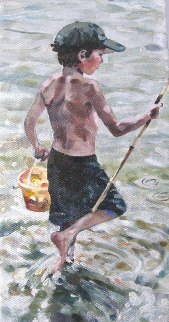 Alastair Fishing