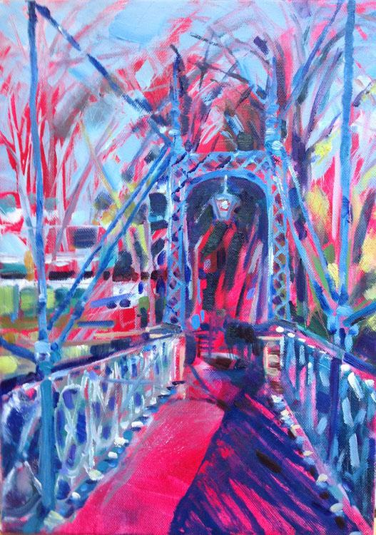 Jephson Garden Bridge