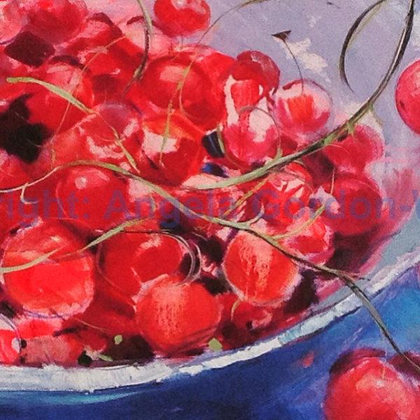 Redcurrants (detail)