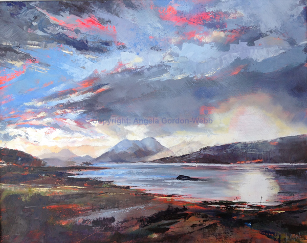 Skye from Raasay