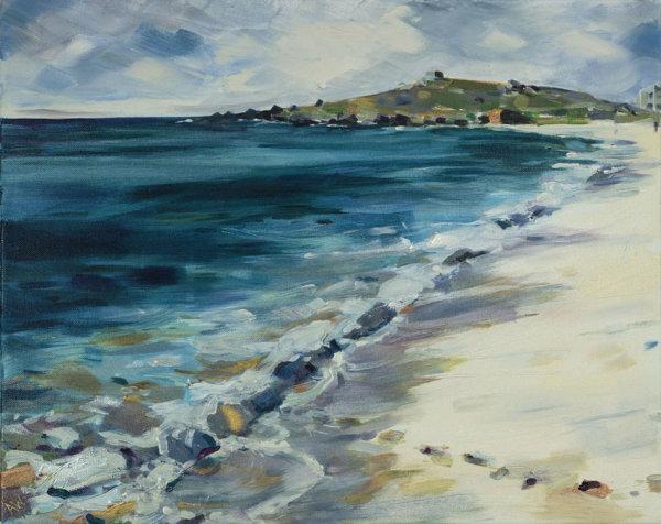 St Ives Porthmeor Beach